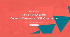 ECC FORUM 2020   SysEleven on Tour