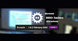 FOSDEM'20 | SysEleven on Tour