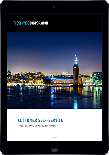 Whitepaper: Customer Self-Service