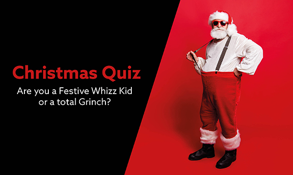 It's Christmas Quiz time!