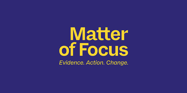 Matter of Focus Choose SmartSurvey