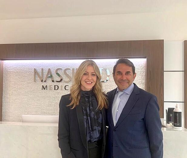 AHD and Dr Paul Nassif