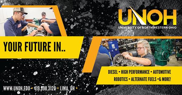 UNOH - Diesel World 1200x628px