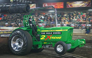 2019 Gordyville Indoor Pull Jan. 17-19 Known by most as Gordyville USA but also coined the Midwest Winter Nationals, the annual tractor pull held in Gifford, Illinois begins this Thursday (January 17) and ...
