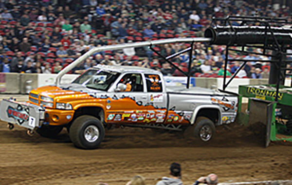 Roll Call: 2019 NFMS Championship Tractor Pull Since 2011, the 7,500-pound Super Stock diesel truck class has been run during the Saturday matinee portion of the revered Championship Tractor Pull held under ...