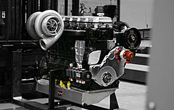Industrial Injection Race-Ready Long-Block 6.7L for Sale