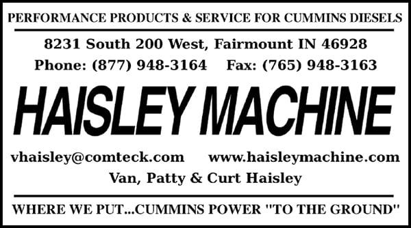 Haisley-Machine