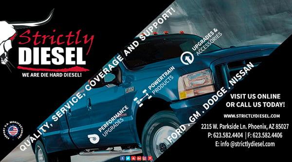 StrictlyDiesel-QualityService