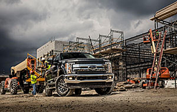 Ford Sells Nearly 1 Million Trucks