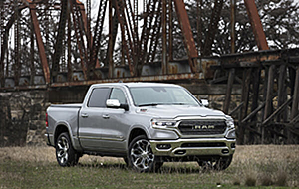 Ram Named Best Truck Brand