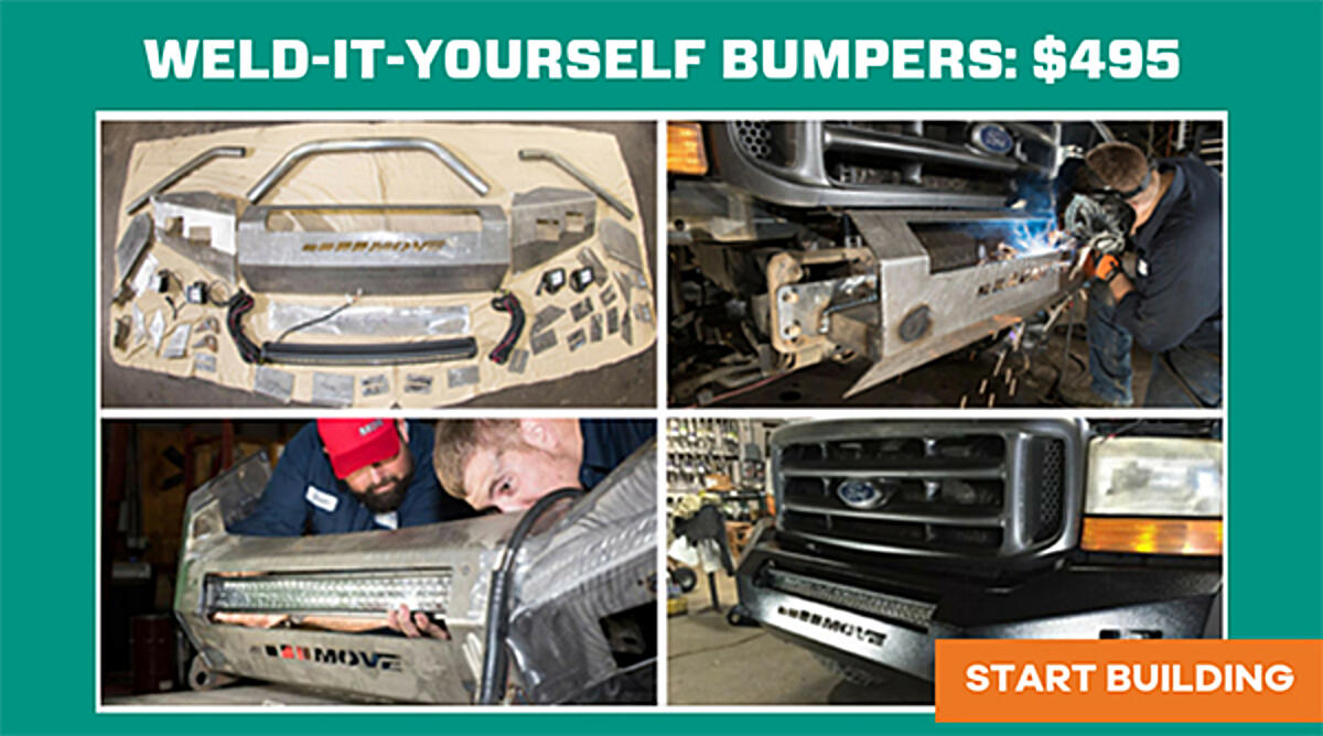 Move Bumpers