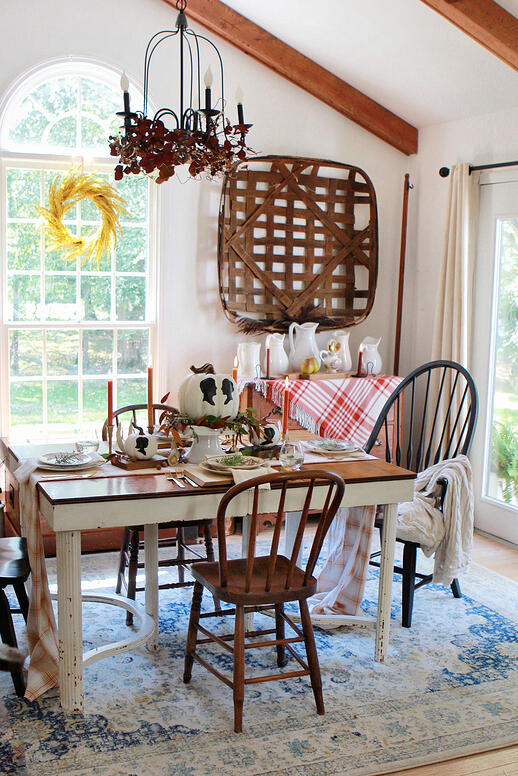 Katies dining room