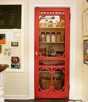 Islander Best Quality Pantry Door