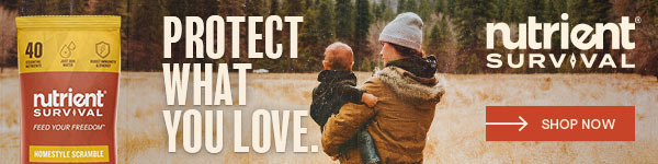 Nutrient Survival- Protect what you love