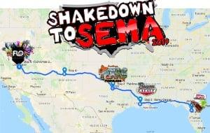 Shakedown Tour