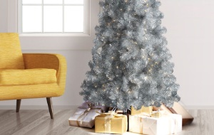 Silver-Artificial-Xmas-Tree-4