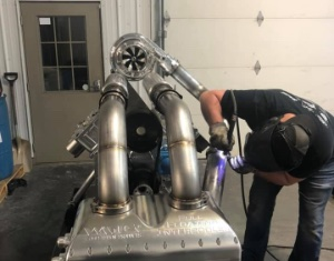 Waglers P-pumped DX460 Duramax