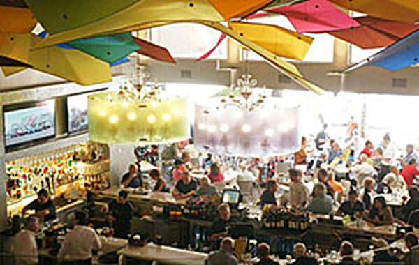 Get A Taste Of Palm Springs At These Hot Eateries