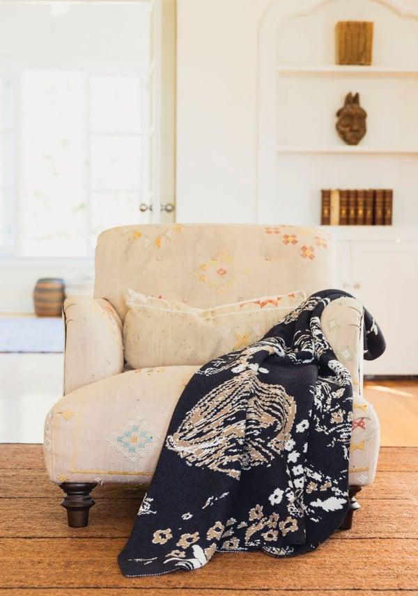cozy art blankets