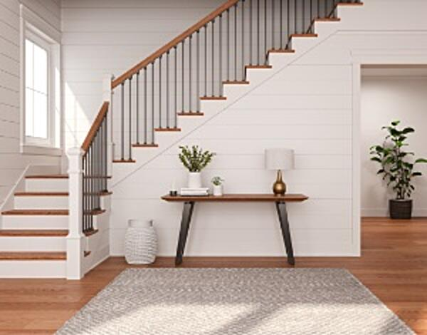 Reversible Stair Risers