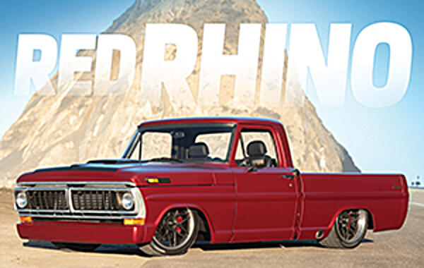 Meet The Star of Season 2! | Speed Is The New Black 1970 Ford F-100. Every so often, a truck comes along that redefines the game and makes you second-guess your own ideas of what the ultimate truck looks like...