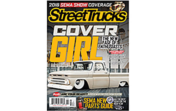 Cover Girl! On Stands Now!! Check out this preview of what's inside our latest issue! Add this magazine to your collection while you still have time! On a newsstand near you nationwide, or buy it online!