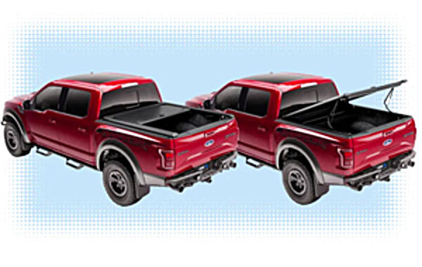 "Why Did This Genius Truck Bed Hatch Take So Long to Invent? ARE is calling the ""DoubleCover"" and I just think it's so freaking cool somebody actually made it."