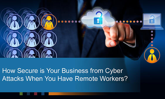 Cyber security for remote workers