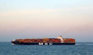 MSC Maersk Vessel Sharing Agreement