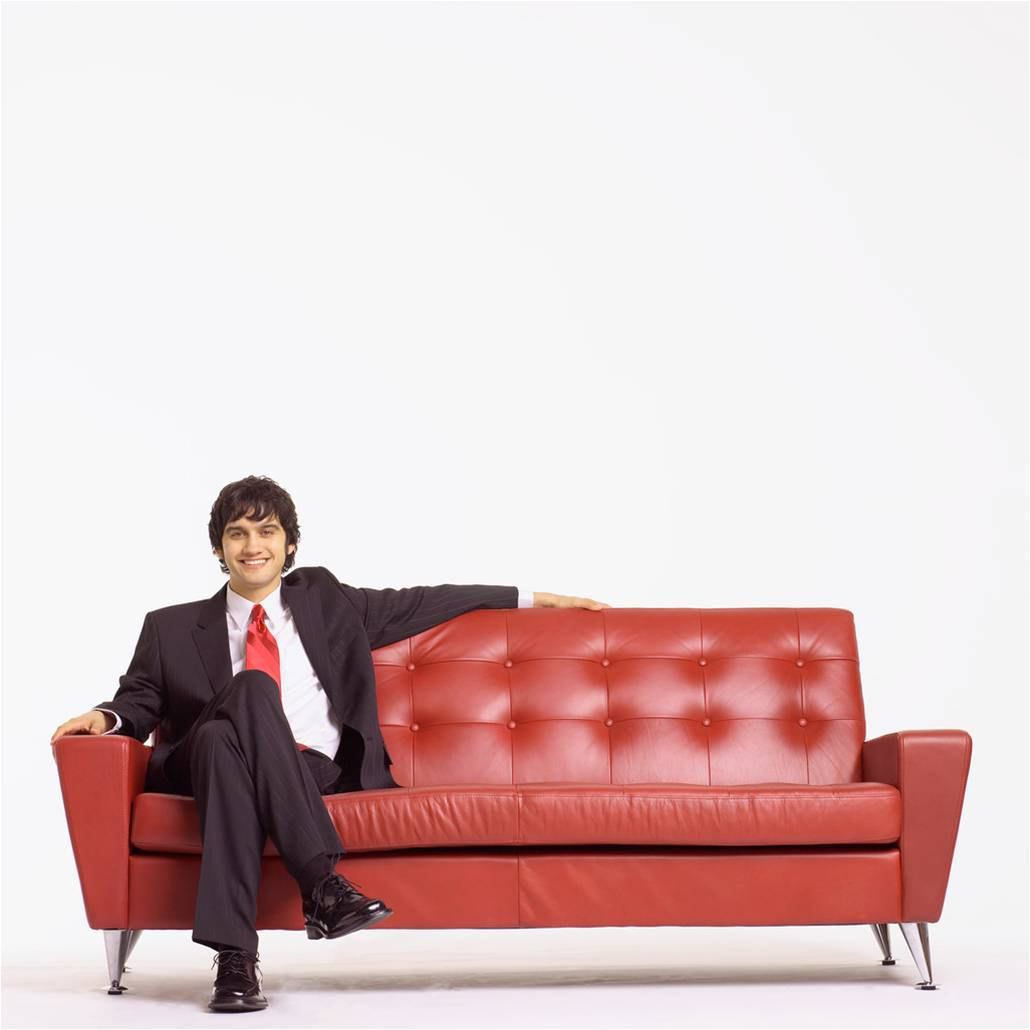 Imported Couch Businessman