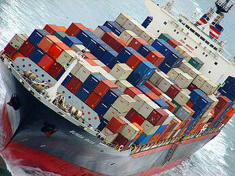 Largest Container Shipping Carriers Triumvirant