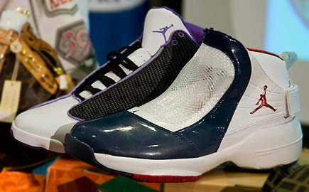 counterfeit, fake, footwear, shoes, Jordans, imports