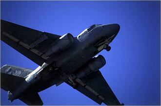 freighter plane