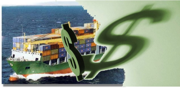 Green Money Cargo Ship resized 600
