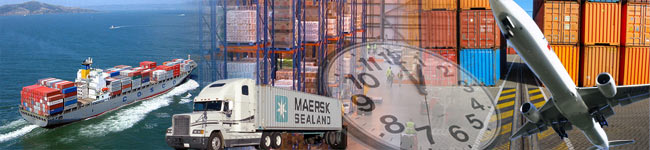 Ocean Freight, Air Shipping, Cargo Logistics