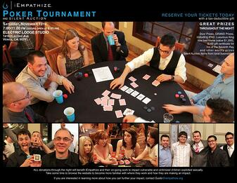 iEmpathize Poker Tournament