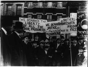 labor union history