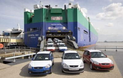 RORO car shipping