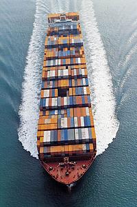 U.S. Export Shipping