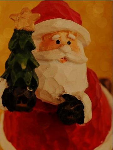 Poor Santa Public Domain