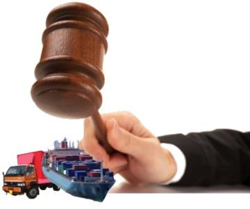 International shipping antitrust