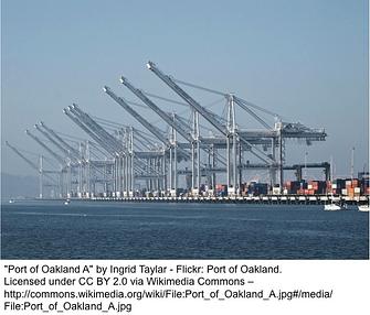 Port of Oakland Shutdown by ILWU resized 600