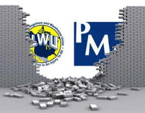 ILWU Voting on Agreement with PMA