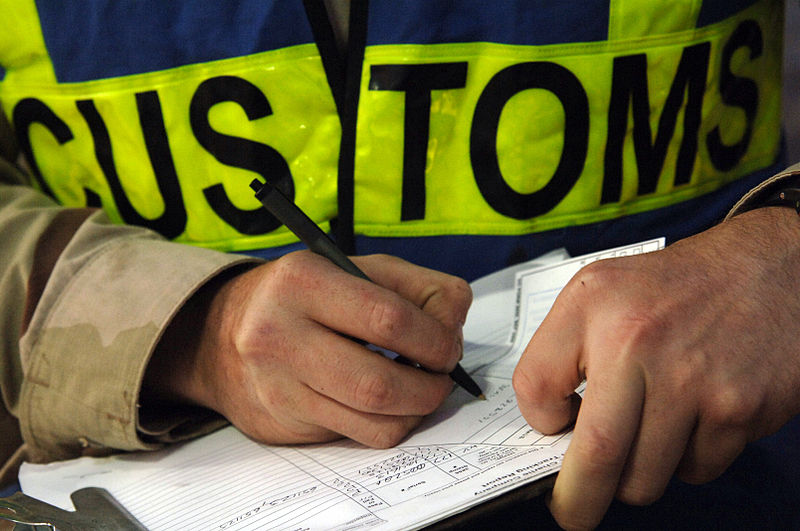 Government Shutdown Affects Customs
