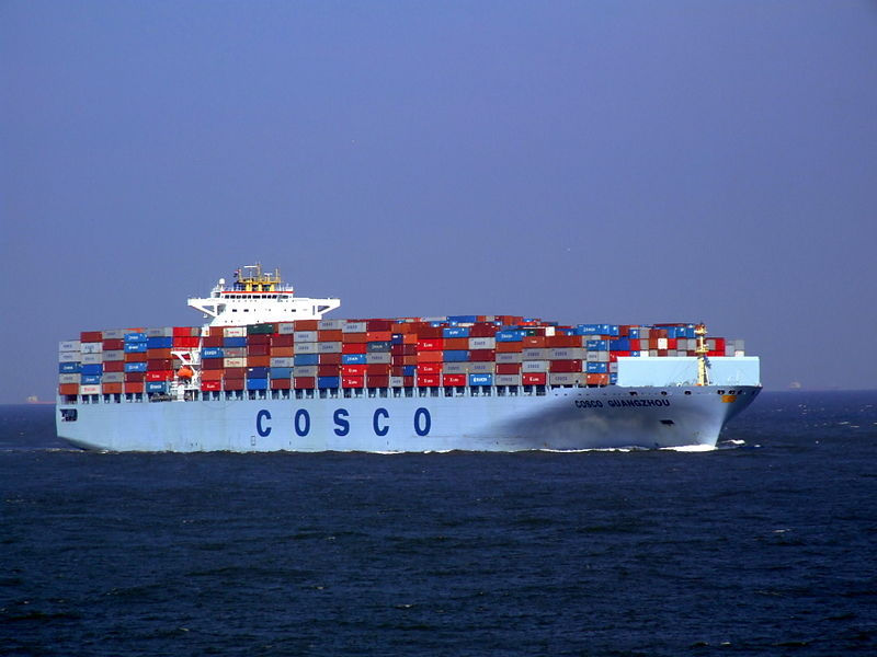 Cosco, China Shipping Alliance