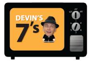 Devin's 7's Videos