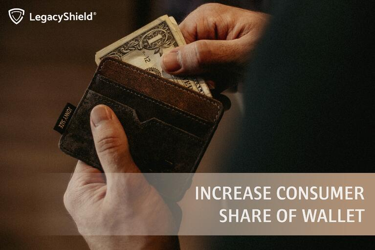 Increase Your Consumer Share of Wallet