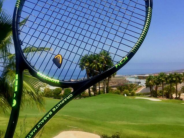 Abama is one of the best luxury tennis resorts in Europe