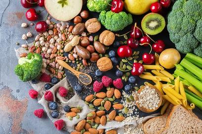 Interview: Nüsse auf dem Speiseplan