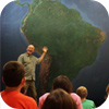 The Earth Dome -- Earth Science Assembly Program